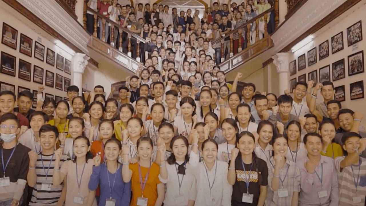 TAYAMA BUSINESS SCHOOL様 – 日本向け学校プロモーション映像